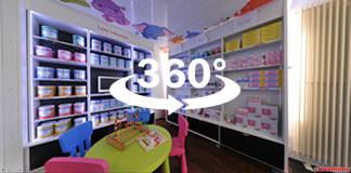360° de la pharmacie de Keskastel